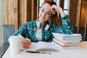 Uczeń-student