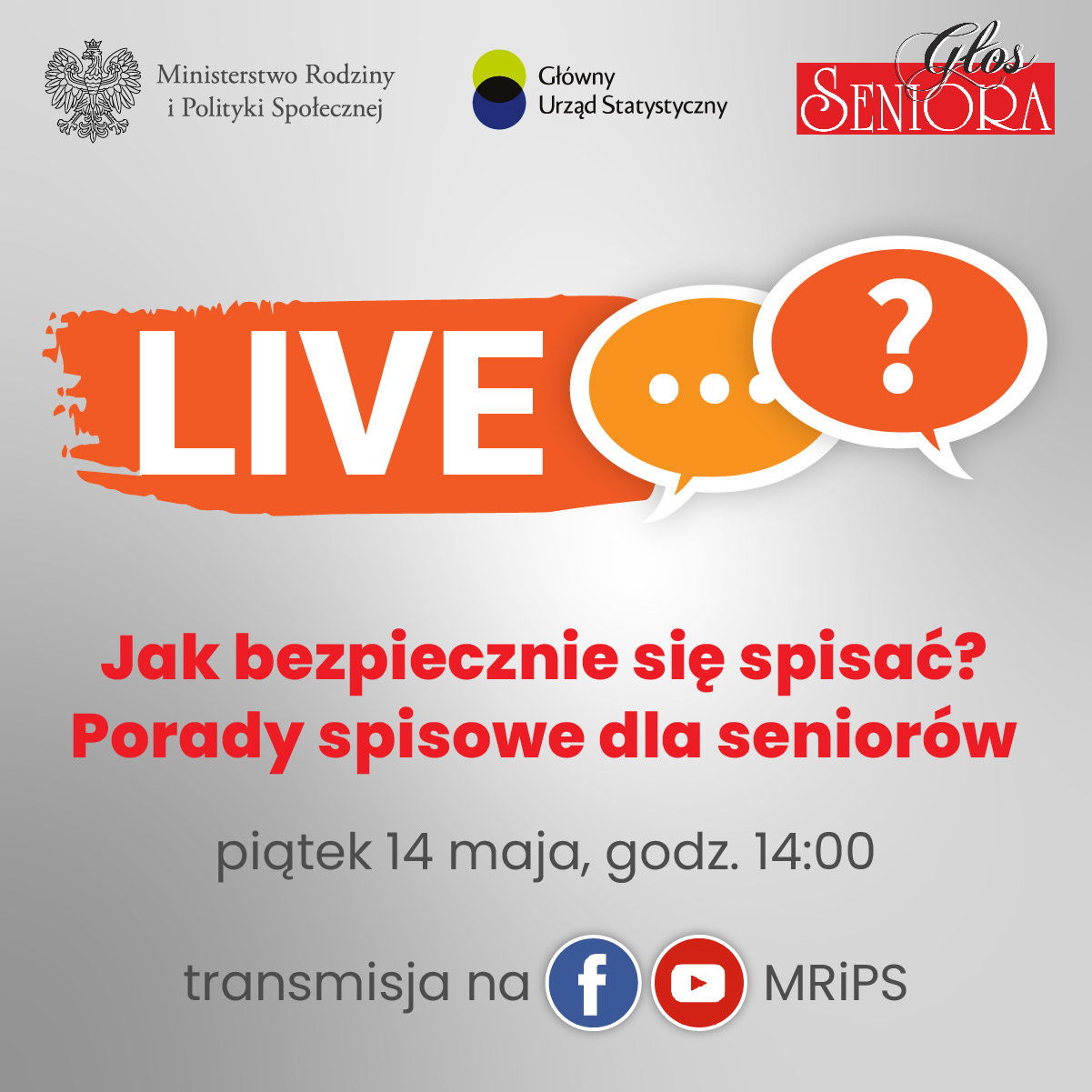 Spis Powszechny - Live